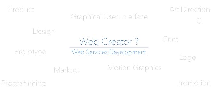 Webサービス開発現場のクリエイターは何を担う?
